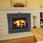 Ladera Wood Fireplace by Lennox