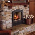 Villa Vista Wood Fireplace by Lennox