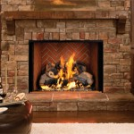Estate Wood Fireplace by Lennox