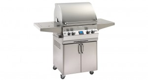 Fire Magic Aurora Series A530s Portable Stainless Gas Grill at Georgetown Fireplace and Patio