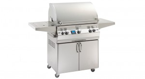 Fire Magic Aurora Series A660s Portable Stainles Gas Grill at Georgetown Fireplace and Patio