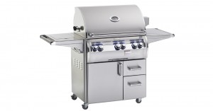 Fire Magic Echelon Diamond Series E660s A Series Stainless Gas Grill at Georgetown Fireplace and Patio