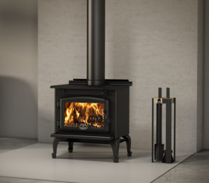 Osburn 900 Compact Woodburning Heater Fireplace Clearance Image